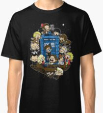 Let's Play Doctor Classic T-Shirt