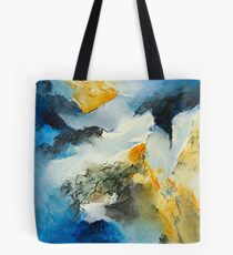 Ascensionnel featured in One's Mind's Eyes, Art Universe  Tote Bag