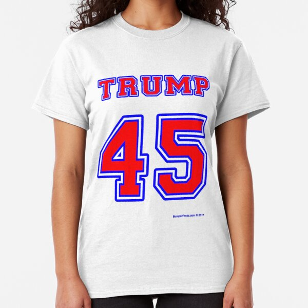 TRUMP 45th President Classic T-Shirt