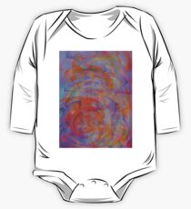 Colorful abstraction One Piece - Long Sleeve
