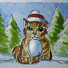 Christmas Card #9 by Kostas Koutsoukanidis