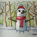 Christmas Card #7 by Kostas Koutsoukanidis