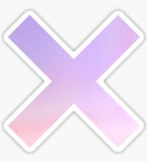 The XX (pastel) Sticker