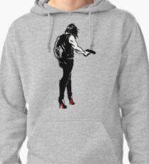 Puts the Ass in Assassin Pullover Hoodie