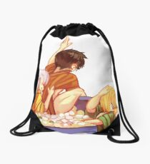 Katsudon't! Yuri on Ice !! Side A Drawstring Bag