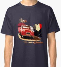 2cv the taste of freedom Classic T-Shirt