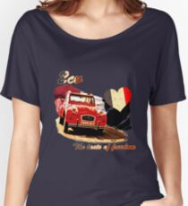 2cv the taste of freedom Women's Relaxed Fit T-Shirt