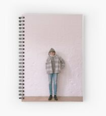 Rap Monster 4 Spiral Notebook