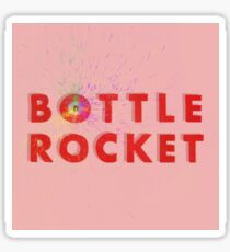 Bottle Rocket Sticker