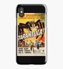 Tarantula Vintage Retro Movie Poster iPhone Case/Skin