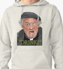 """""""Drink!"""" Pullover Hoodie"""