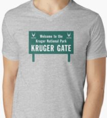 Welcome to the Kruger National Park Sign, South Africa T-Shirt