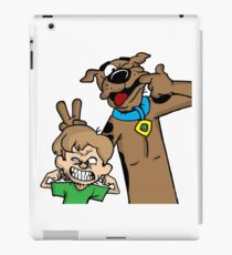 Scooby and Shaggy iPad Case/Skin