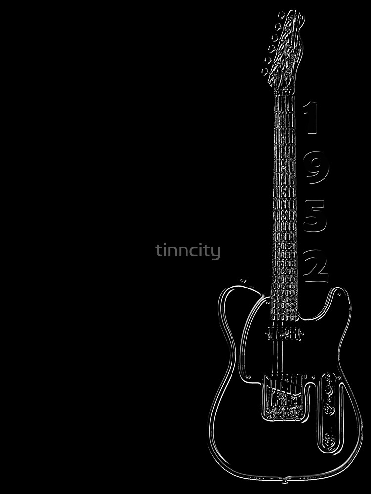 telecaster glowstring by tinncity