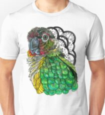 Green Cheeked Conure Unisex T-Shirt