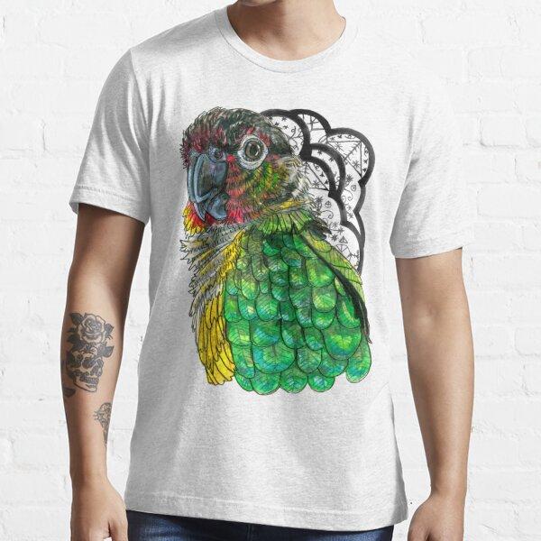Green Cheeked Conure Essential T-Shirt