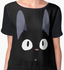 Jiji the Cat! Women's Chiffon Top
