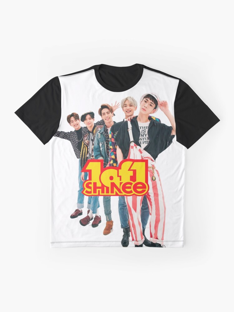 Alternative Ansicht von SHINee 1 von 1. Grafik T-Shirt
