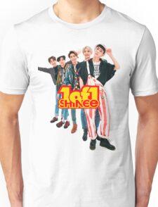 SHINee 1of1 . Unisex T-Shirt