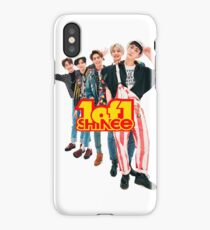 SHINee 1of1 . iPhone Case