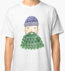 Hipster Christmas Classic T-Shirt