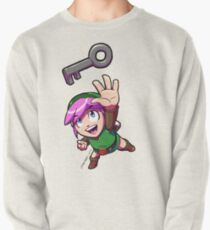 Link finds a Key Pullover