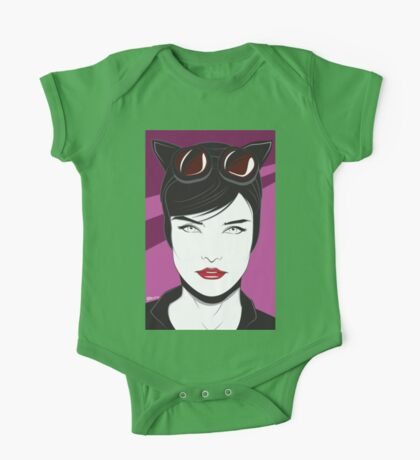 Cat Woman - Nagel Style Kids Clothes