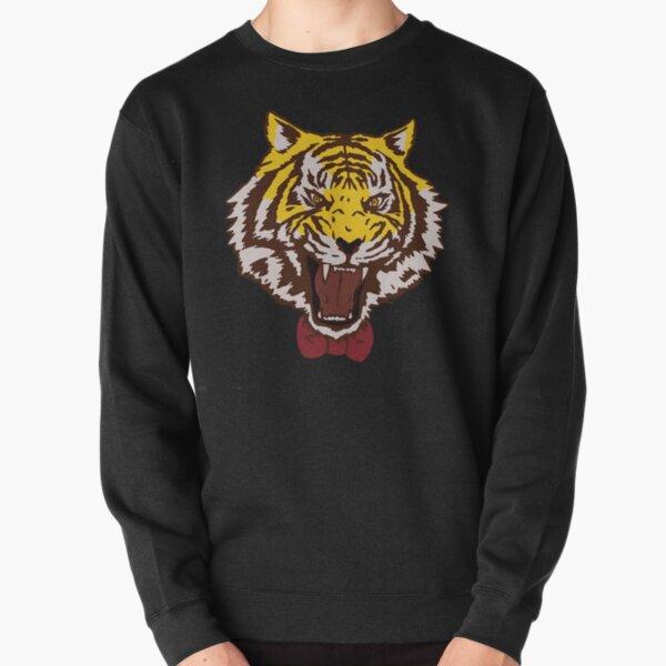 Yuri Plisetsky Tiger V2 Pullover Sweatshirt