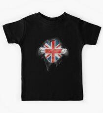 England Flag. Proud English Kids Clothes