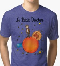 The Little Doctor Tri-blend T-Shirt