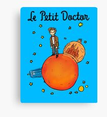 The Little Doctor Canvas Print