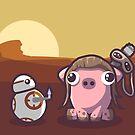 Desert Pig by Panda-Siege