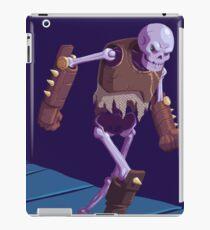 Skeleton Warrior iPad Case/Skin