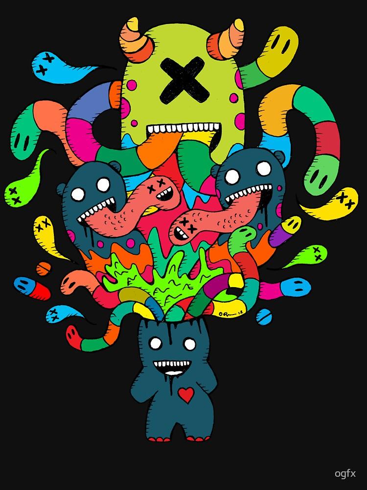 Monster Brains | Unisex T-Shirt