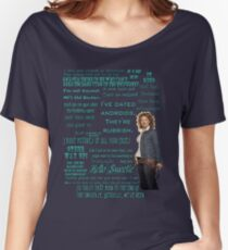River Song Quotes Women's Relaxed Fit T-Shirt