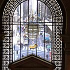 Window in the New York Public Library, NY by Shulie1