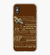 Firefly quotes iPhone Case