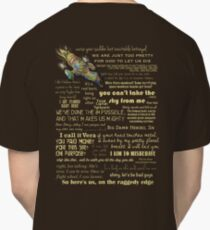 Firefly quotes Classic T-Shirt