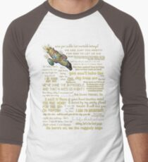 Firefly quotes Men's Baseball ¾ T-Shirt