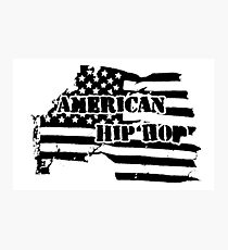 American Hip Hop Photographic Print