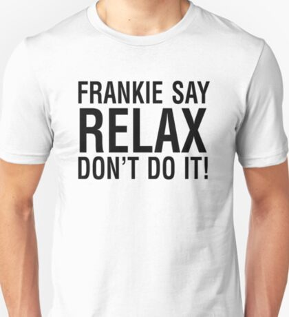 NDVH Frankie Say Relax T-Shirt