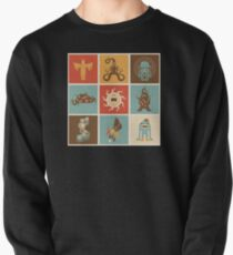 The Lovecraftian Squares Pullover