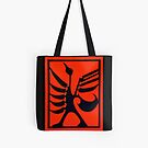 Raven Tote by Shulie1