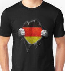Germany Flag. Proud German T-Shirt