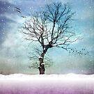 WINTER TREE by INA Heinz