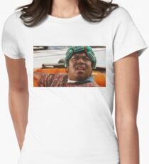 BIG WORM Women's Fitted T-Shirt