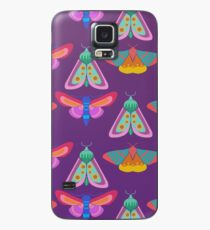 Moths Case/Skin for Samsung Galaxy