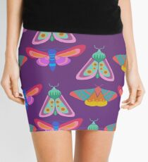 Moths Mini Skirt