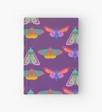 Moths Hardcover Journal