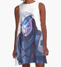 Garrus Vakarian A-Line Dress